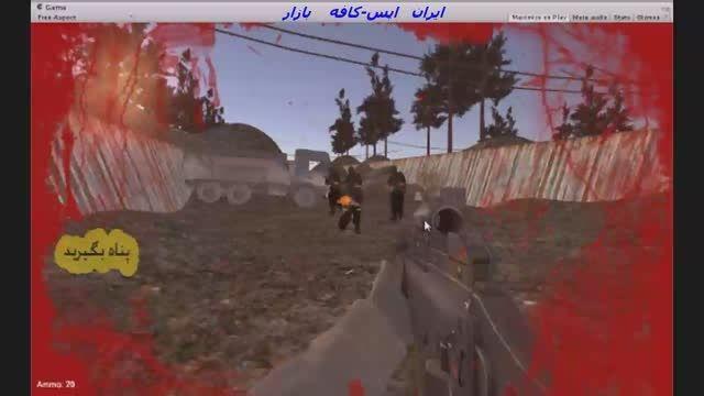 گیم   پلی  بازی   کال اف دیوتی   داعش   اندروید