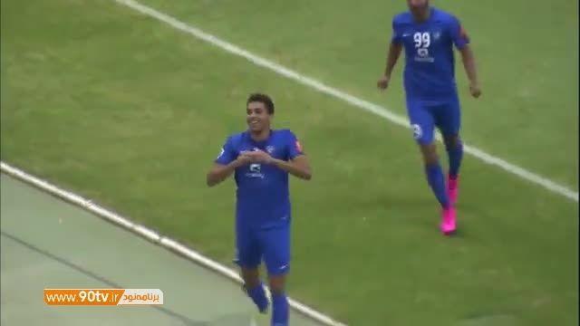 ۱۰ گل برتر مرحله ۱/۴ لیگ قهرمانان آسیا