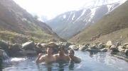 آبگرم روستای دلیر