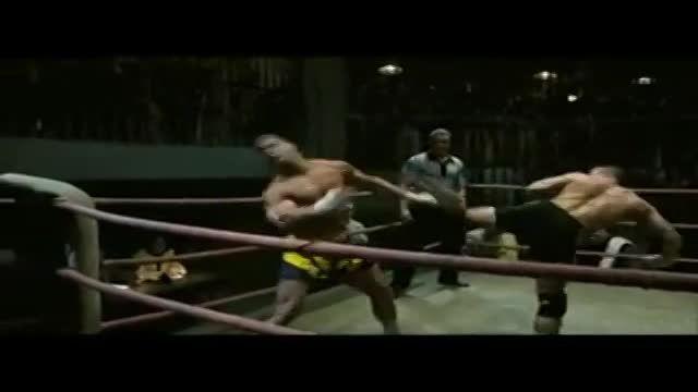مبارزات بویکا در فیلم شکست ناپذیر 2و3