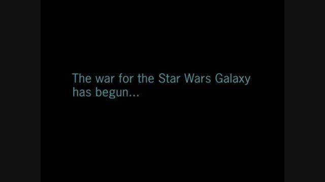 تریلر بازی star wars empire at war