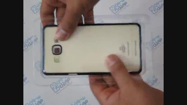 گارد سخت شیشه ای SAMSUNG Galaxy A7 مدل Noble