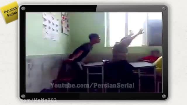 بهترین کلاس درس..رقص جلو معلم..