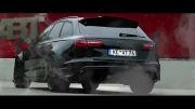 آئودی RS6 با تیونینگ ABT