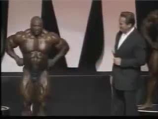 دستور فیگور آرنولد به کلمن!!!