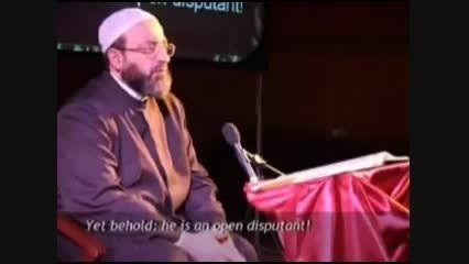 تلاوت زیبای سوره ی یاسین از شیخ عبدالرحمن دمشقیه