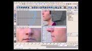 آموزش مدلسازی و ساخت سر -5 - gnomon Head modeling