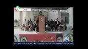 صبحگاه مشترک هفته نیروی انتظامی