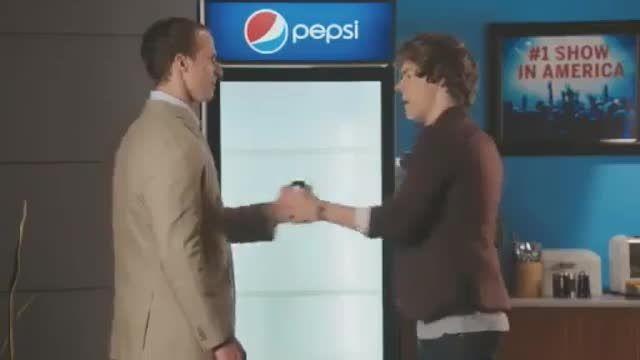 دانلود تبلیغ وان دایرکشن برای پپسی