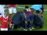 بارسلونا Vs بنفیکا 0-0 | خلاصه بازی