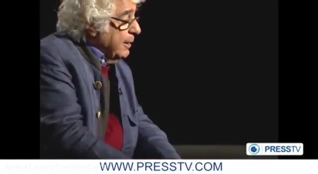 """Press TV / مصاحبه با لوریس چکناواریان """"زبان انگلیسی"""""""