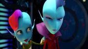 انیمیشن Escape From Planet Earth 2013 |دوبله فارسی|پارت 08