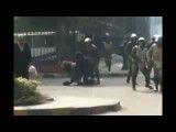 حمله نیروهای امنیتی به یک زوج در قاهره