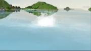 کرکن در سیمز 3 جزیره بهشت