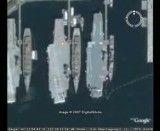 گردهمایی نظامی با چشم Google Earth