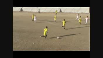 گزارش مسابقه فوتبال