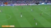 خلاصه بازی بارسلونا ۳-۱ آژاکس