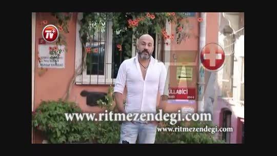 دعوت امیر اقایی از بازیگر مشهور ترکیه به چالش اب یخ
