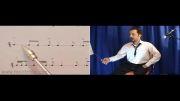 آموزش ساکسوفون پارت14