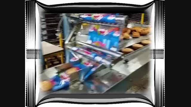 دستگاه بسته بندی کیک پیروز پایور 03135310314