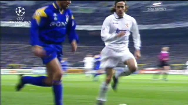خاطره ها - رئال مادرید 1 : 0 یوونتوس - سال 1995/96