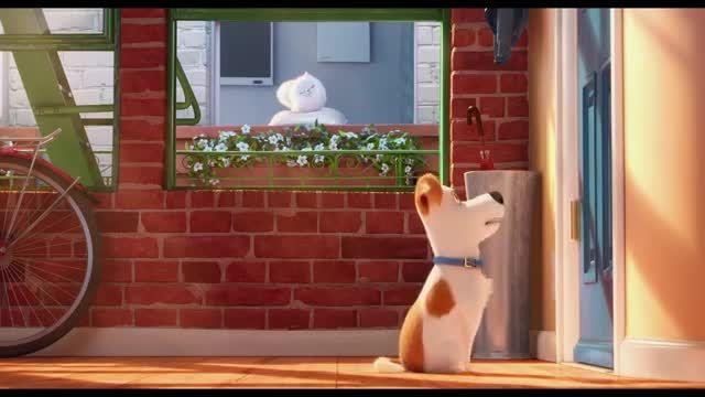 تریلر انیمیشن The Secret Life of Pets 2016