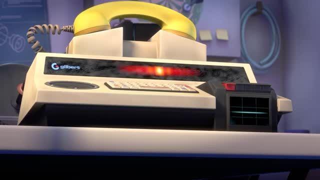 انیمیشن سریالی تام سخنگو و دوستان قسمت چهارم