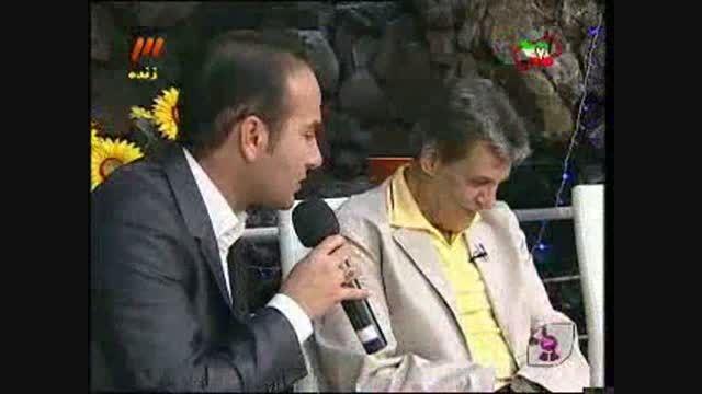 شوخی ها و کل کل های خنده دار حسن ریوندی و حسینیان-شبکه3