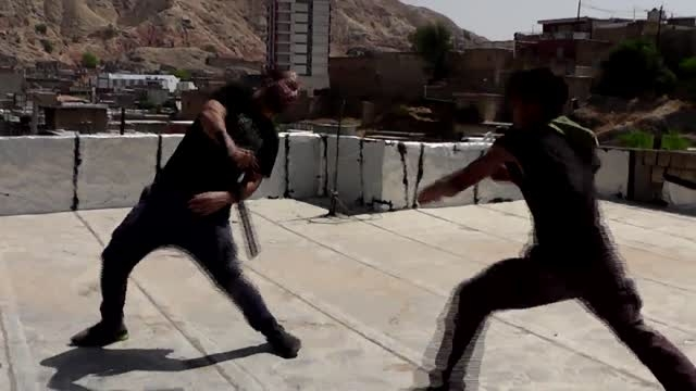 کلیپ حرفه ای رزمی سینمایی پارکور پارسوماش -best action