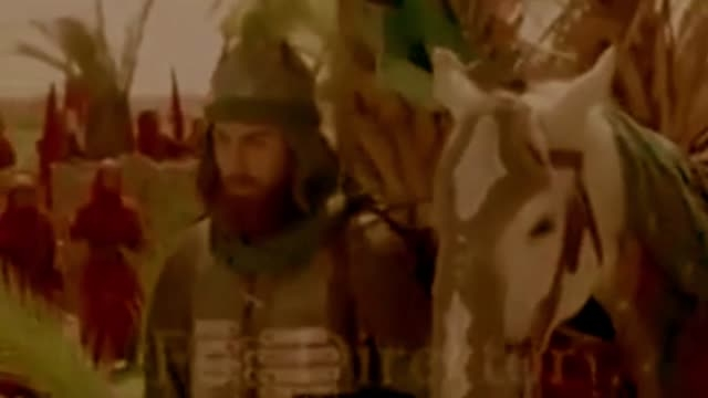کلیپ حضرت عباس،  سقا علی عبدالمالکی، حسین حسینی رکاوندی