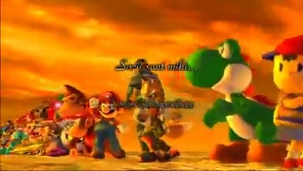 lets play super smash bros BRAWL ep finale W/sonic