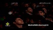 شب سوم محرم 1392 هیئت رزمندگان اسلام قم  سید مهدی میرداماد