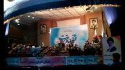 محمد باقر فروغی در مسابقات کشوری قرآن دانشگاه آزاد