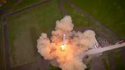 راکت خارق العاده فالکن 9 با توانایی فرود