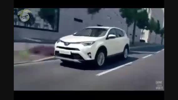 RAV4 خودرو هیبریدی 2016 تویوتا
