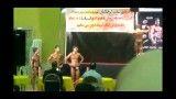 فیگور نمایشی میثم ریحانی در  مسابقات بدنسازی