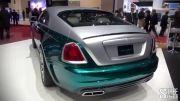 ژنو 2014:رولز رویس-Mansory Rolls-Royce Wraith