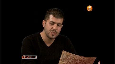 متن خوانی محمد سیفی و موزیک متن از کرخه تاراین