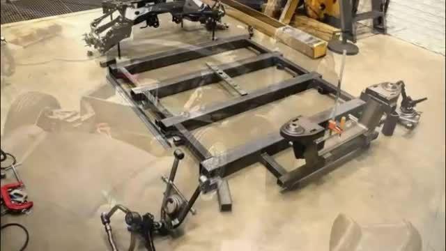 مراحل ساخت ماشین با پرینتر سه بعدی