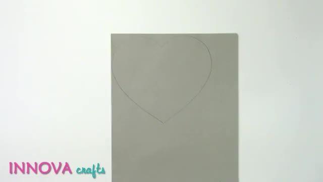 خودتان درست کنید - آموزش ساخت جعبه هدیه با طرح قلب