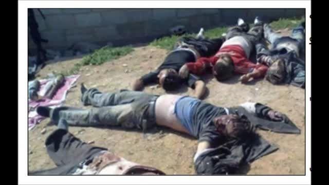 کشته و مسموم شدن 145 داعشی درضیافت افطاری-عراق-سوریه
