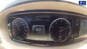 شتاب گیری S500 AMG 2014