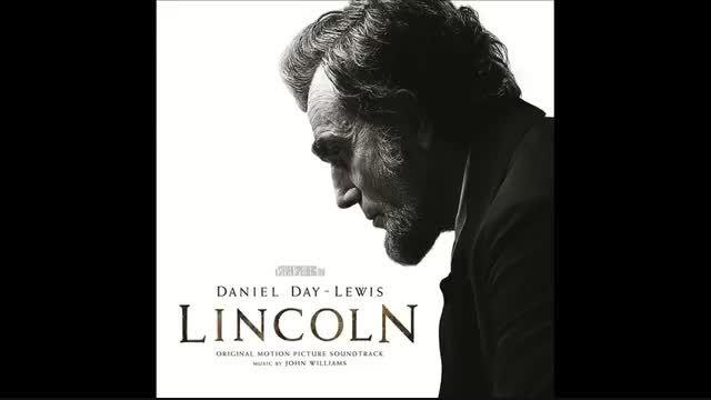 گلچین زیبا موسیقی فیلم Lincoln (لینکلن)اثر جان ویلیامز