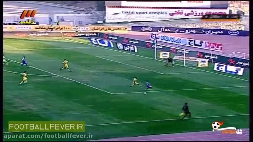 خلاصه بازی استقلال 1(6) - نفت تهران 1(5) + ضربات پنالتی