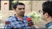 شهاب حسینی در خارج از قاب