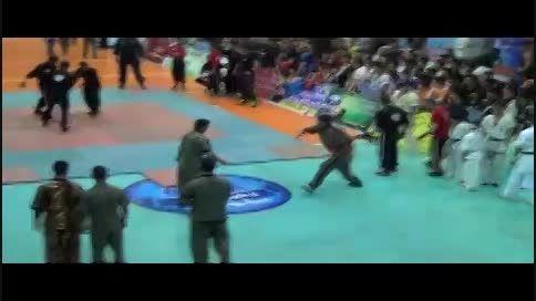 بوکس رنجر.جشنواره فرهنگی ورزشی