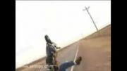 حوادث در مسابقات موتور سواری