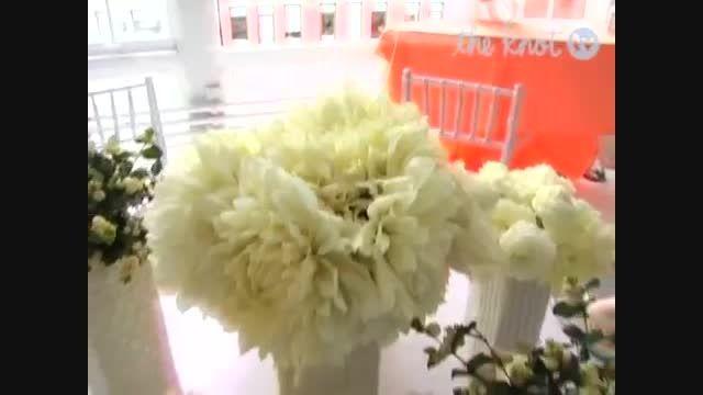 ایده هایی برای انتخاب رنگ و تم عروسی شما | Chipoosh.com