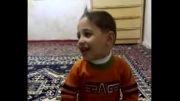 دعای فرج از زبان کودک سه ساله