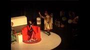 تئاتر دیدنی که در تئاتر شهر اجرا شد